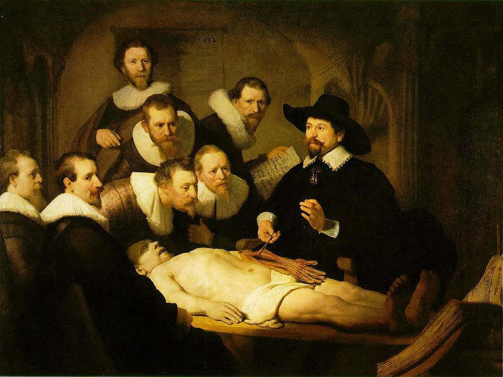 Rembrandt van Rijn grande ritrattista