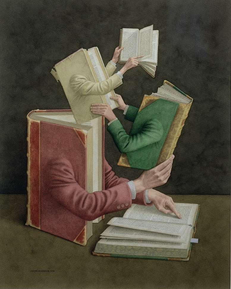 LEGGONOJonathan+Wolstenholme+books+on+books-010
