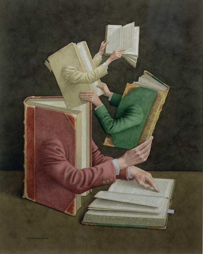 LEGGONOJonathan+Wolstenholme+books+on+books-010