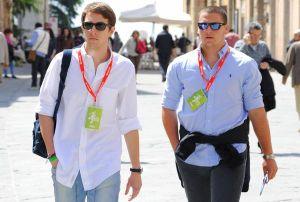 Ragazzi ben nutriti al festival del giornalismo di Perugia