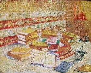 Vincent van Gogh, Romanzi parigini, 1887