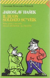 Copertina del Buon soldato Sc'vèik, edizione feltrinelli