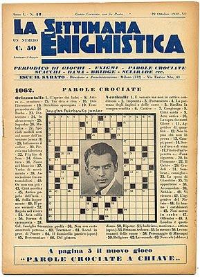 La-Settimana-Enigmistica-Ottobre-1932