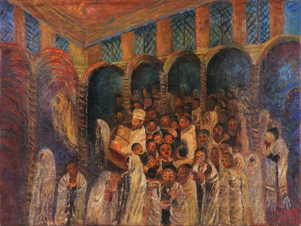 yom-kippur-in-the-sinagogue-1931
